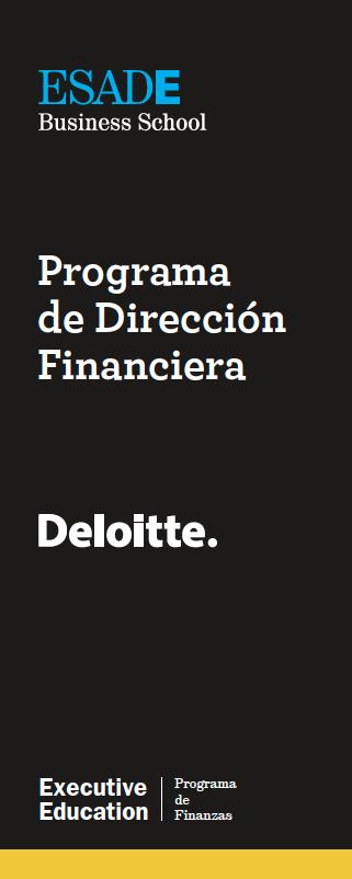 direccion-financiera Esade Alicante
